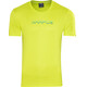 Karpos Loma Running T-shirt Men green